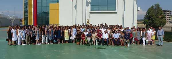 Kent Güçlü Kadrosuyla Eğitim Öğretim Yılına Başladı