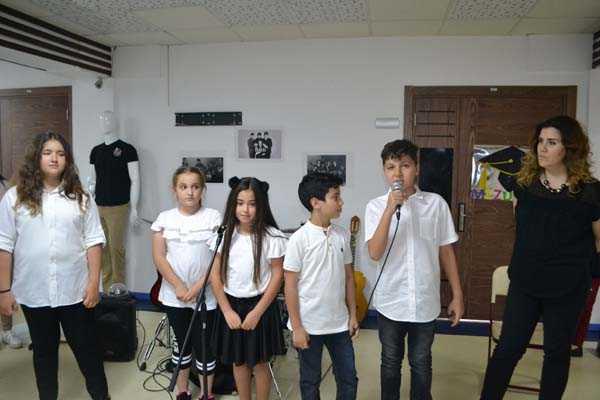 Kent Koleji Güzelbahçe Kampüs Yabancı Diller Etkinliği