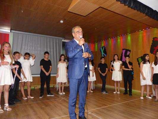 2017-2018 GAZİEMİR KAMPÜS 6. SINIFLAR YABANCI DİLLER GECESİ