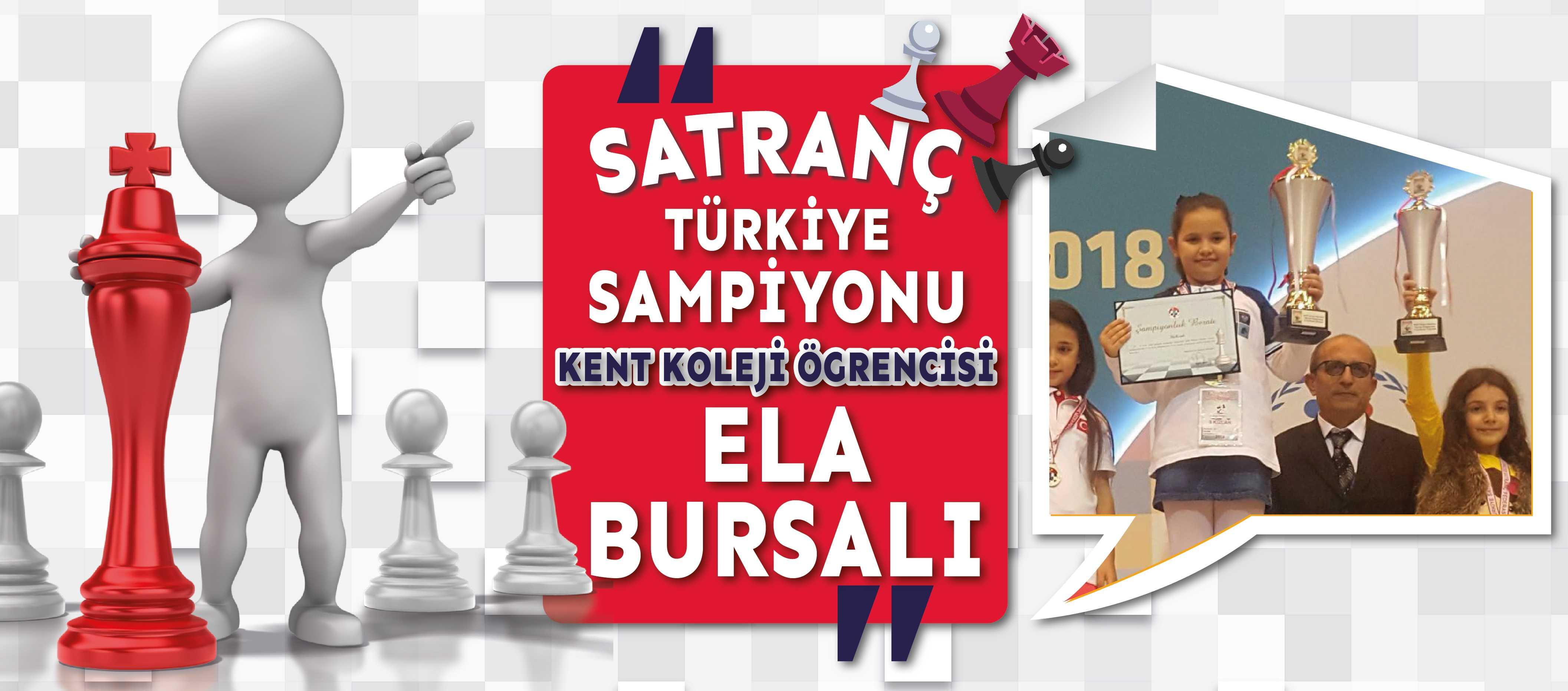 KENT KOLEJİ 3. SINIF ÖĞRENCİMİZ TÜRKİYE ŞAMPİYONU !