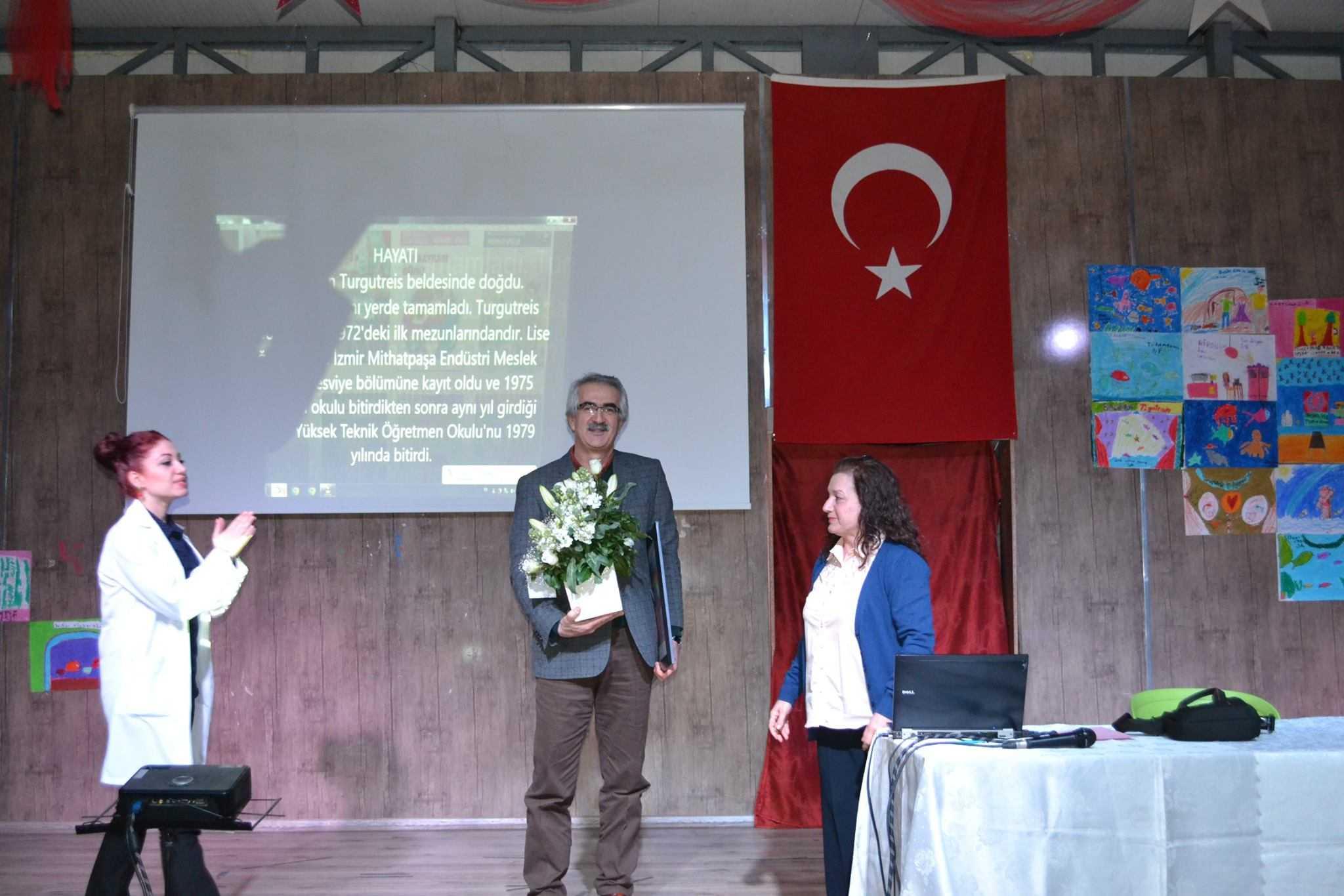 KARŞIYAKA/ÇİĞLİ KAMPÜS AYIN KONUK YAZARI