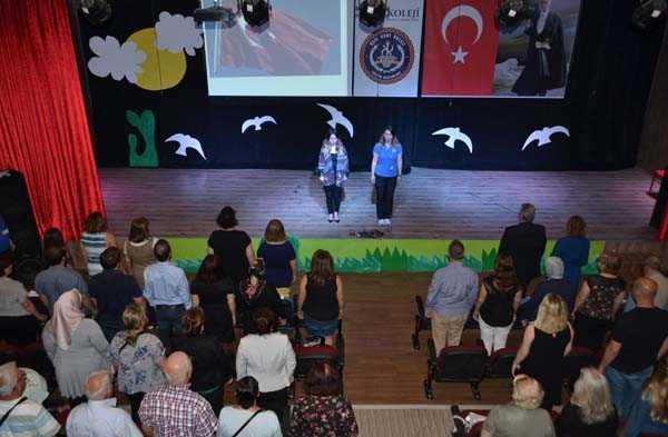 2017-2018 KENT KOLEJİ KARŞIYAKA/ÇİĞLİ KAMPÜSÜ 1/A OKUMA BAYRAMI