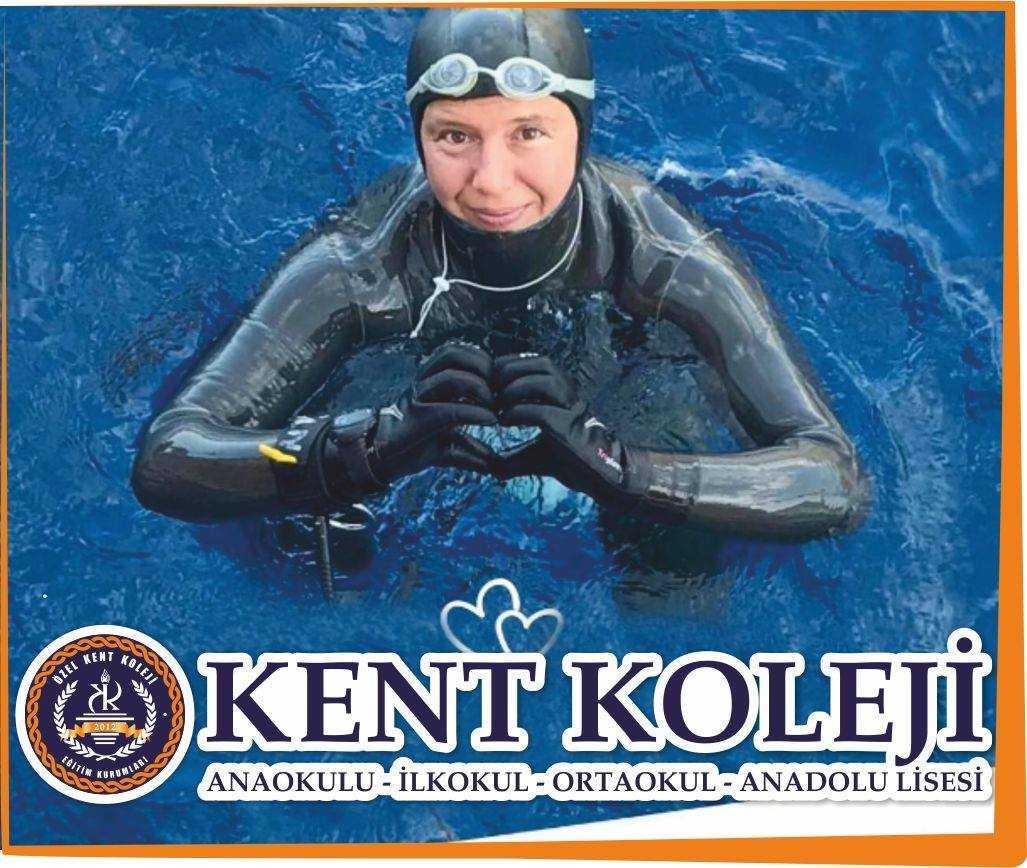 Dünya dalış rekortmeni milli sporcu Derya CAN ile söyleşi