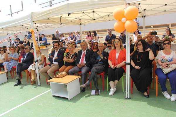 2017-2018 KENT KOLEJİ GAZİEMİR KAMPÜS KENT FEST BİLİM VE BAHAR ŞENLİĞİ