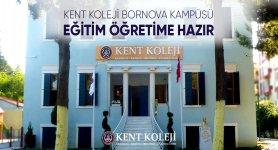 Bornova Kent Koleji Resmi Olarak Açıldı